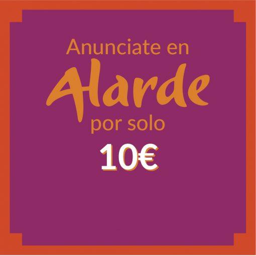 Alarde anuncios-10€2