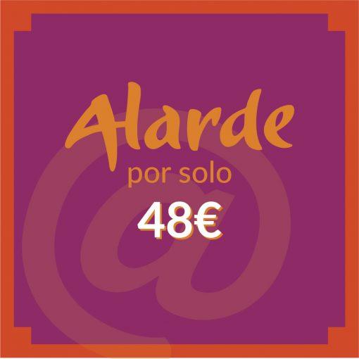 Alarde anuncios-Mailing 48€