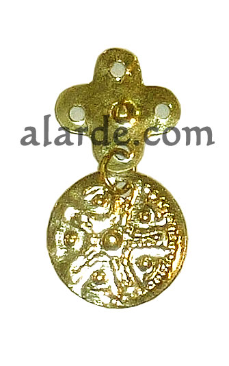 Estrella-con-Moneda-Dorado-moneda-grande..