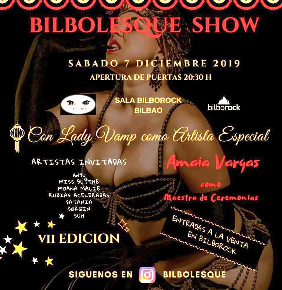 Bilbolesque - Talleres y Show