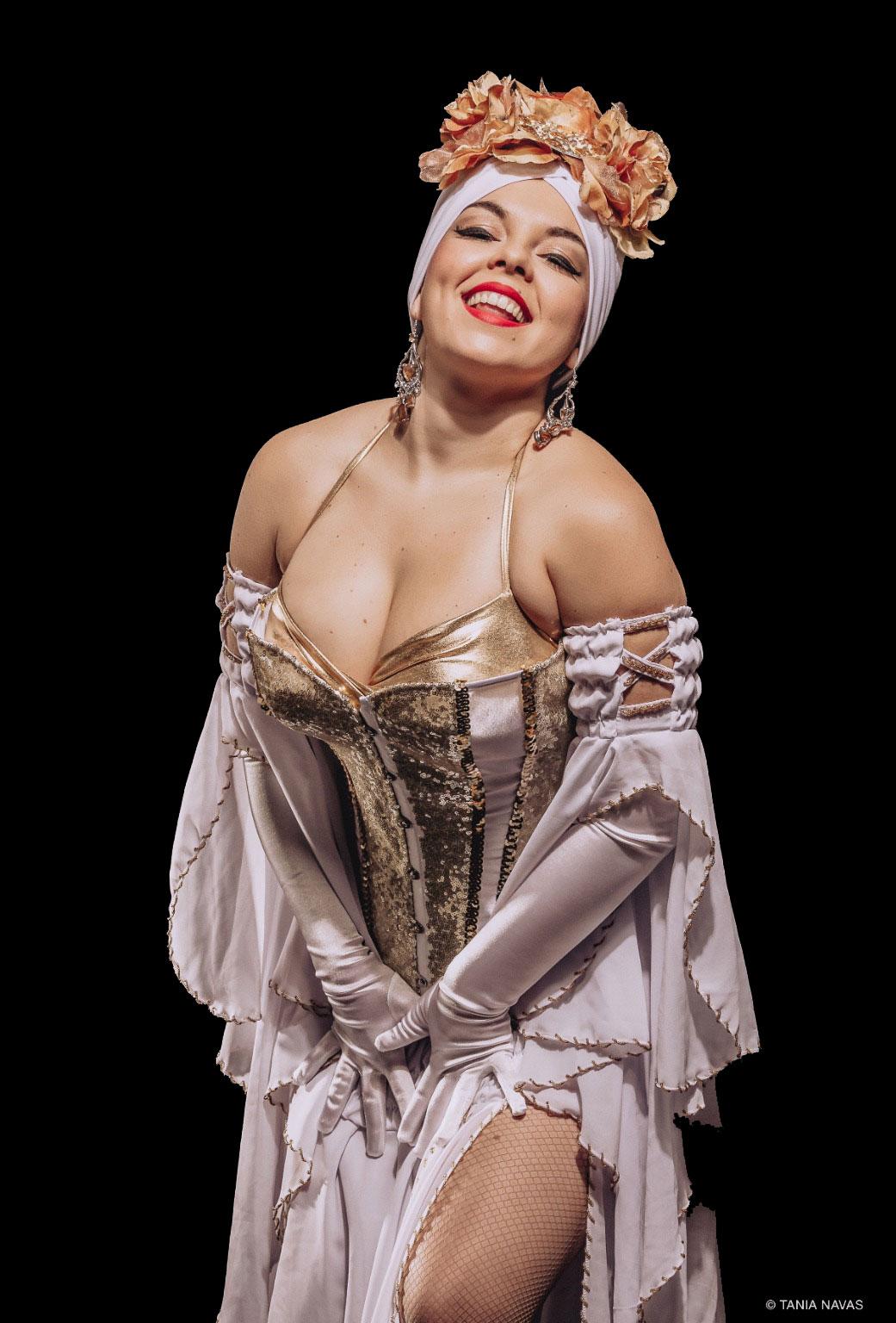 Talleres de Burlesque y Drak&goth con Lady Vamp