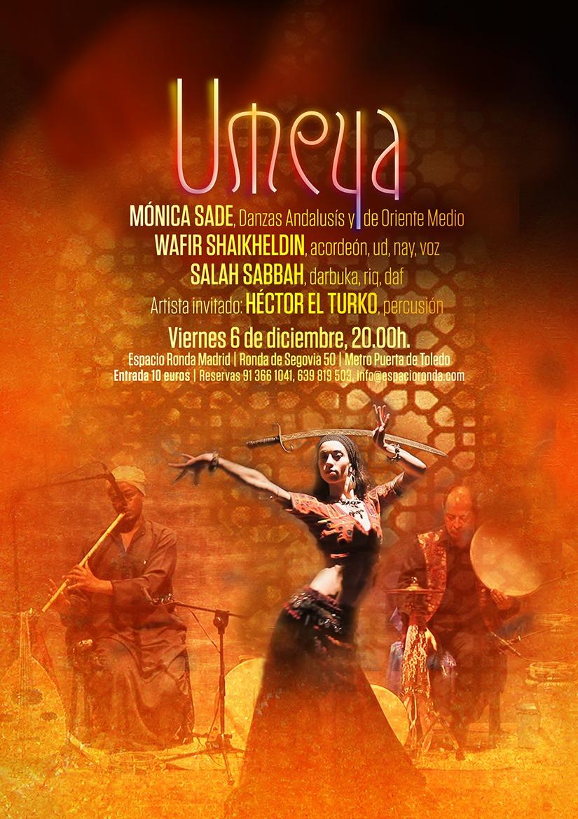 UMEYA, Música y Danza Andalusís y de oriente Medio