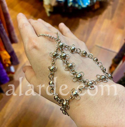pulsera-con-anillo-oriental