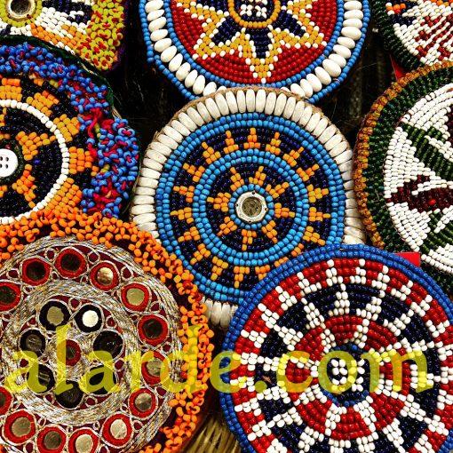 medallones-tribal-kuchi-afgano