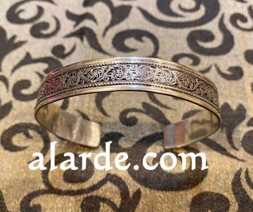 brazalete-egipcio-plata-arabe-1
