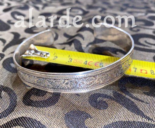 brazalete-egipcio-plata-arabe-3