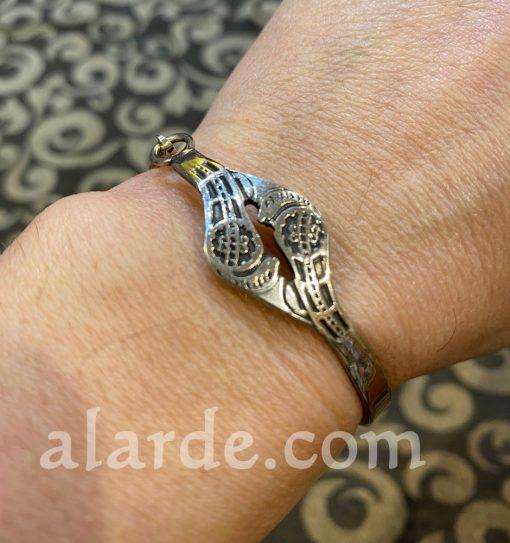 brazalete-egipcio-plata-faraonico-1