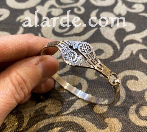 brazalete-egipcio-plata-faraonico-2