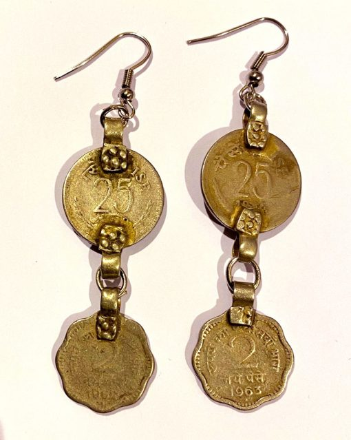 pendientes-tribales-monedas-antiguas